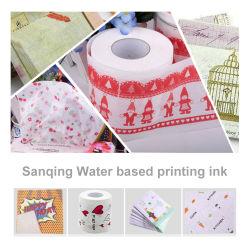 냅킨 인쇄를 위한 Flexographic Water-Based 잉크