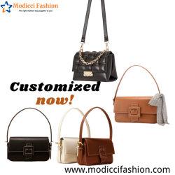 Novo Design Fashion Crossbody 2021 Ins Ombro Laranja cercadores com rede de pequenas bolsas de moda para as mulheres Senhoras ODM fábrica OEM em armazém grossista de moda