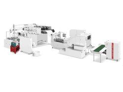 حقيبة ورق آلية تلقائية بالكامل أسفل المربع تجعل الماكينة خط الإنتاج