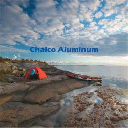 Extensión de Aluminio El aluminio bastones de esquí Senderismo polos