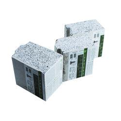 Nouveau matériau de construction en béton extérieur Conseil d'isolation thermique