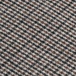 Фланелевая Houndstooth из переработанного шерсть ткань