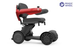 Magicheel The Hybrid لكرسي متحرك كهربائي ومسكوتر