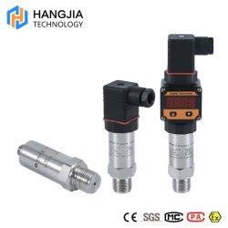 316L светодиодный дисплей для измерения давления пара датчика датчика
