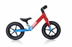 Top sale White Kids Bike in legno senza pedali
