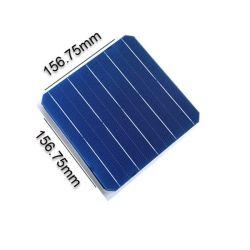 18%~22%太陽モジュールのための高いEfficiencys 6X6の太陽電池のモノクリスタル5bb安い太陽電池