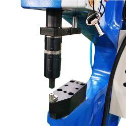 Deep Throat rivetage Hydraulique Pneumatique le clinchage Machine sans rivets