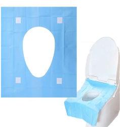 заводская цена гигиенических Водонепроницаемость пленки PE бумага одноразовые туалет сиденья