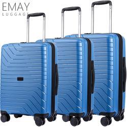 Dongguan Novo Projeto Businese Carrinho de PP Bagagem Bag definido para viagens