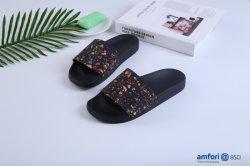 BSCI Calzado calzado de caucho personalizado con coloridos calzado creativos