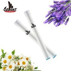 Private Label 0,7ml Lavendel Kamille Vitamin B12 Einweg elektronische Zigarette Ätherisches Öl Aromatherapie Schlaf Vape Pen Persönlicher Melatonin Diffusor