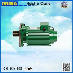 0,37 kw Haute Performance motoréducteur de grue électrique sans tampon (BM-050)