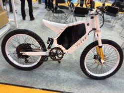 Bomber Ebike de qualité supérieure Nouveau Vert Powered 100km Plage de course Elektro Vélo VTT vélo électrique