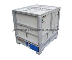 백색 입히는 위원회 (GLC 콘테이너)를 가진 직류 전기를 통한 강철 IBC