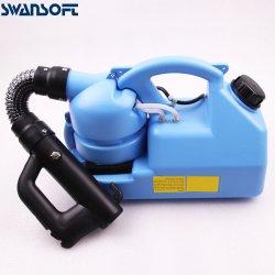Swansoft AC 220V 1200W 4.5L情報処理機能をもった電気Ulv Foggerスプレーヤーのカのキラー消毒機械殺虫剤の噴霧器の戦いの薬剤