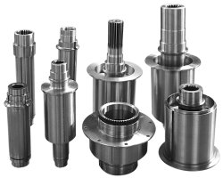Precisión torneado personalizado de la fábrica de molienda de fresado CNC mecanizado Mecanizado de piezas mecánicas