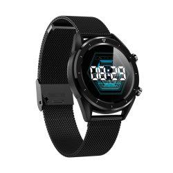 2019 nouveau style de podomètre Multi-Sports Smartband Tracker GPS en mode plein écran verre trempé Touch HD montres Bluetooth d'hommes d'affichage