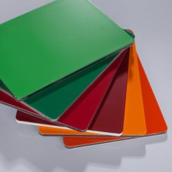 1100 Pannelli in alluminio composito utilizzati per pannelli esterni a parete ACP Fabbrica ACM