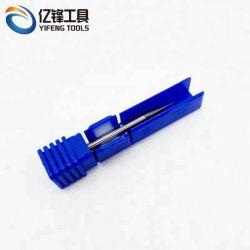 مصنع كاربيدي إندميل الصلب من السلسلة GM 2 - مصانع نهاية مسطحة مع الساق المستقيمة والقطر الصغير
