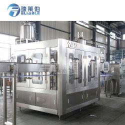 La Chine Fabricant bouteille Pet automatique de faire des boissons de jus de fruit Machine de remplissage