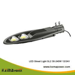 SL2 COB شريحة Epistar ضوء خارجي عالي القدرة 200 واط LED ضوء الشارع