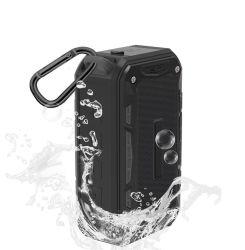 De openlucht Waterdichte IP67 Vraag van de Spreker van Bluetooth Draagbare Audio Hands-Free 6W