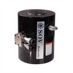 Venta caliente hueco doble efecto de elevación hidráulica del émbolo del cilindro Gato con precio de fábrica de memoria RAM