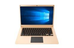 14polegadas núcleo quádruplo Windows UMPC Computador netbook Mini-computador portátil