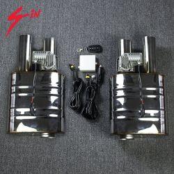 زوّد عمليّة بيع حارّ الصين متغيّر كهربائيّة صمام تحكم كاتم صوت يثبت مع جهاز تحكّم عن بعد