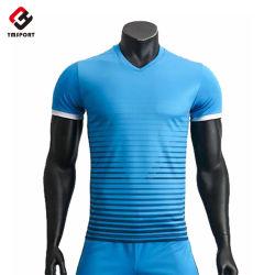 Le Club de Football Sports personnalisés Jersey uniforme de soccer de dessins et modèles