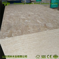 Fabrik liefern OSB-Platte Spanplatte für Wohnmöbel Tisch Brett Bodenbelag Dekoration Brett Balken Sperrholz 4 * 8 Dicke 6mm 8mm 9mm 10mm 11mm 12mm