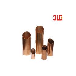Наружный диаметр: 3-328мм ASTM B135 прямо медной трубки для холодильной установки C12200 C11000 с мягких и твердых невезение