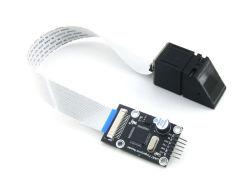 Uart ou leitor de impressões digitais Stm32f205 TFS-D400 Sensor Óptico Module