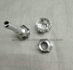 자동용 CNC 금속 부품, 자동 램프 C6 H1, H4, H7용 방열판