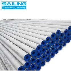 Tubulação sem emenda da indústria de aço inoxidável do SS para o material de construção