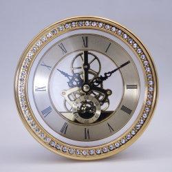 148 мм в диаметре золотой скелет часы вставки