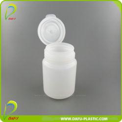 60ml HDPE de Plastic Fles van het Suikergoed van de Cilinder met Tik Hoogste GLB