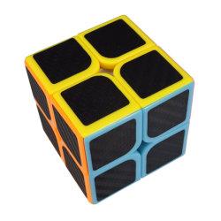 子供の教育のための中国の工場Ecoのプラスチック2X2X2魔法の立方体