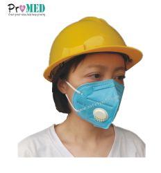 ISO13485 This qualifiés FFP2, FFP1 FFP3 N95 masque anti-poussière jetables non tissées avec nez de la mousse
