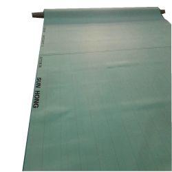 Camada única tecidos formadores para fabricação de papel a máquina