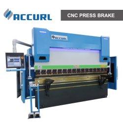 125X4000 lámina metálica de acero de prensa de doblado de SGS & certificado CE tándem de prensa de doblado CNC