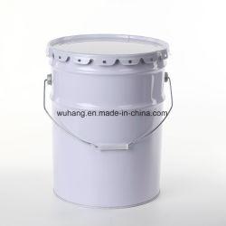 20lround vacía de estaño metálico de color de pintura de aceite químico puede