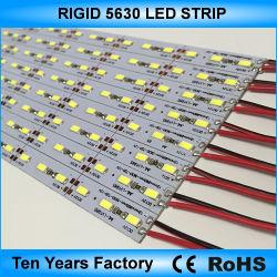 12V 72светодиоды Холодный белый светодиодный индикатор с жесткой рамой 5630 SMD газа