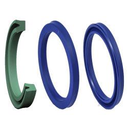Öldichtungs-O-Ring PU-hydraulische Kolbenstange-Dichtung des Gummi-NBR FKM