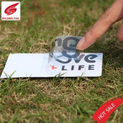 Personnalisé Papier de haute qualité/PVC/vinyle/plastique/hologramme autocollant adhésifs d'impression des étiquettes
