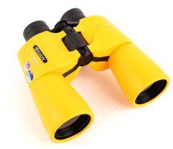Couleur jaune 10x50 Jumelles étanches télescope