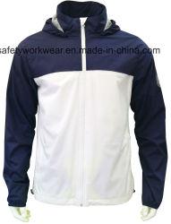 Мужчин Outerwear колпачковая водонепроницаемые легкие куртки