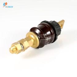 Transformator-Buchse en-50386 mit unterer Isolierungs-Nylonkarosserie