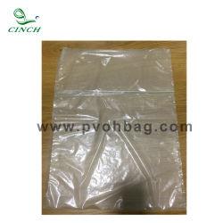 Biodegradierbare Meltaway wasserlösliche PVA Beutel für Verpackungs-konkrete Zusätze, agrochemische, chemische Düngemittel, Farbstoffe, Kleber-Farbe, Wasser-Abwasserkanal Zusatz