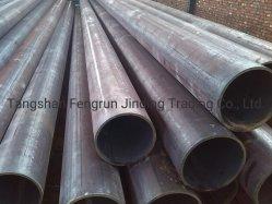 Rivestimento vuoto 60-400G/M2 dello Zn di programma del materiale da costruzione dei tubi d'acciaio di Gi ASTM A53 con l'alta qualità